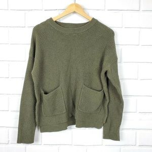 MADEWELL Patch Pocket Pullover Sweater A1-4